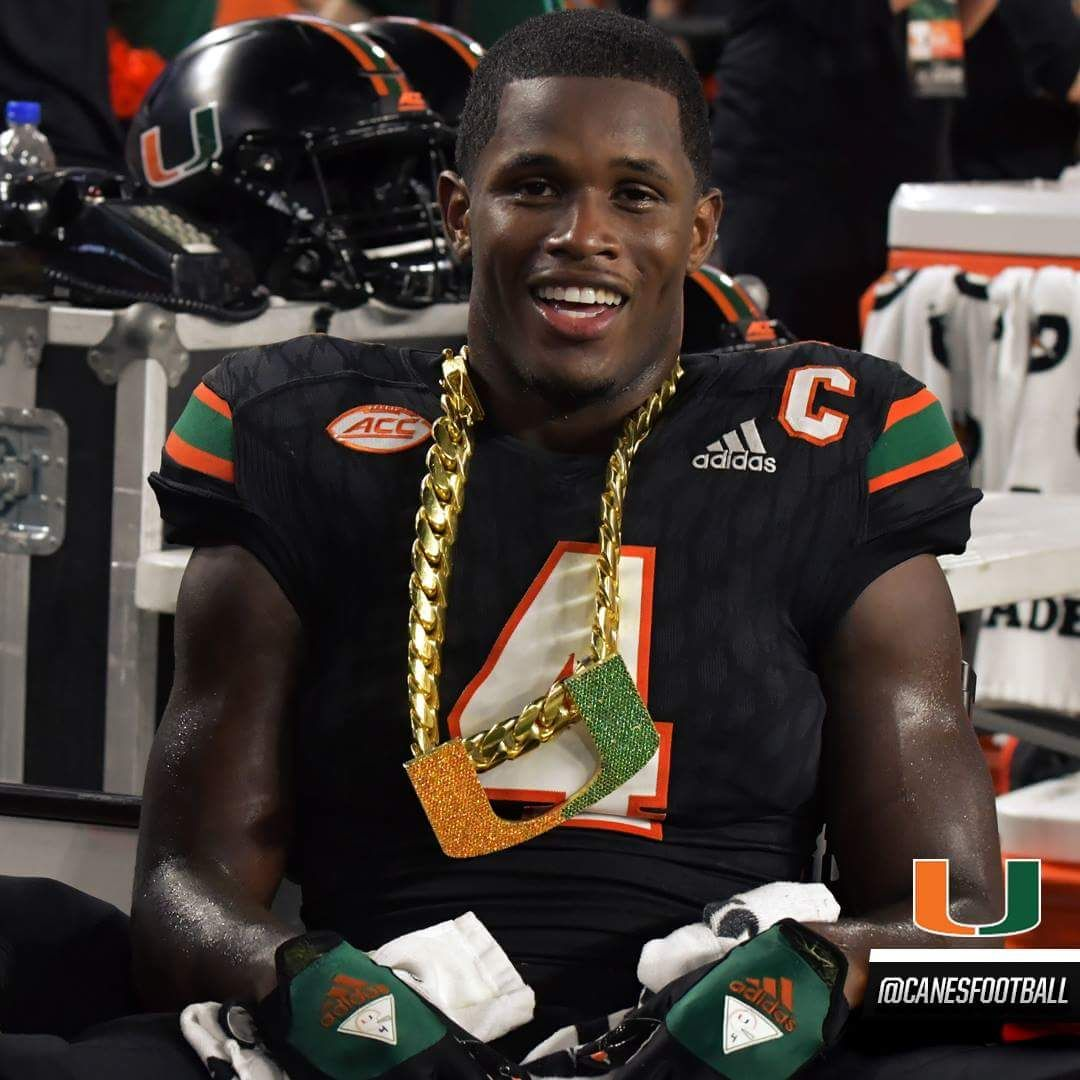 miami hurricanes football jersey numbers