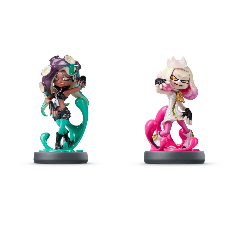 Nintendo Pearl Marina 2 Pack Splatoon Series Amiibo Nvleae2d Walmart Com Pearl And Marina Splatoon Fire Emblem