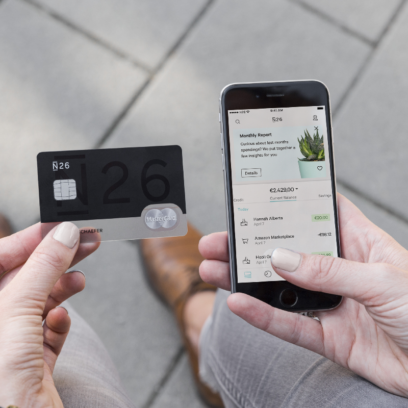 N26 Is The Mobile Bank N26 Magazine Mobile Banking Banking App Fintech
