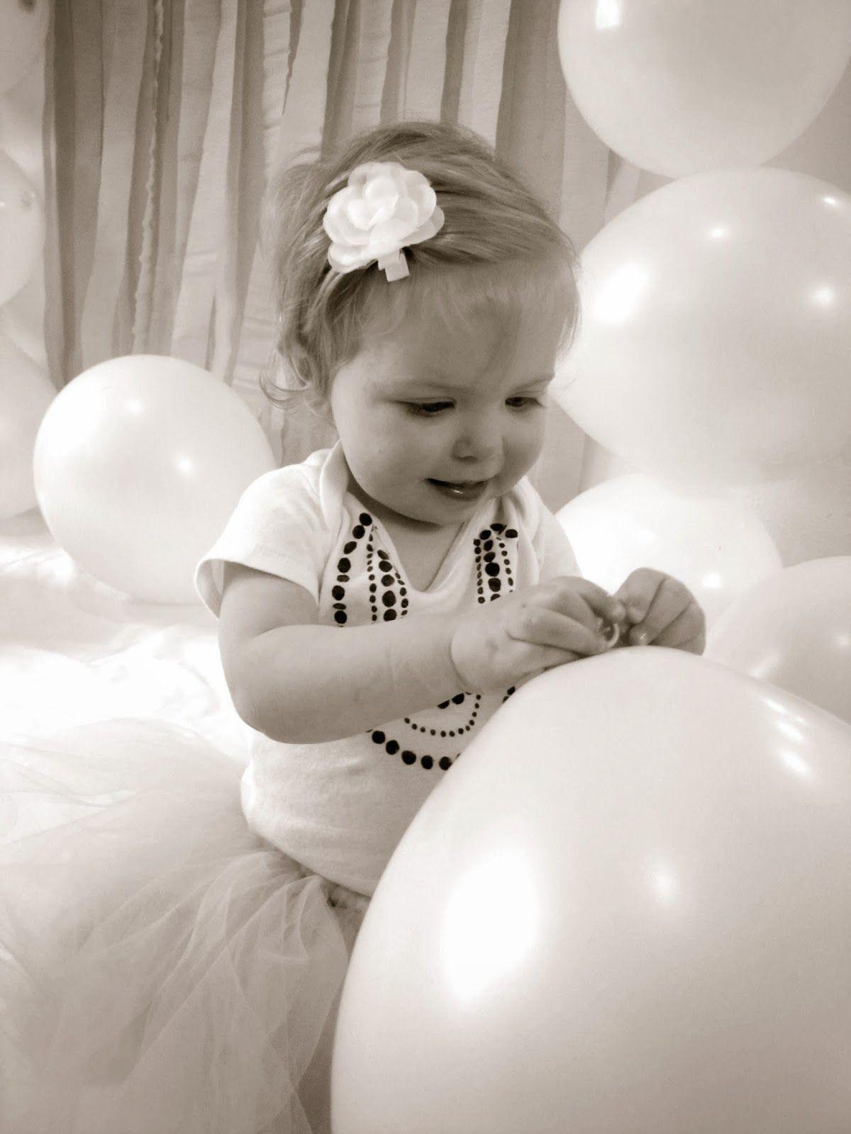 Annie's Birthday Birthday photoshoot, 1st birthday