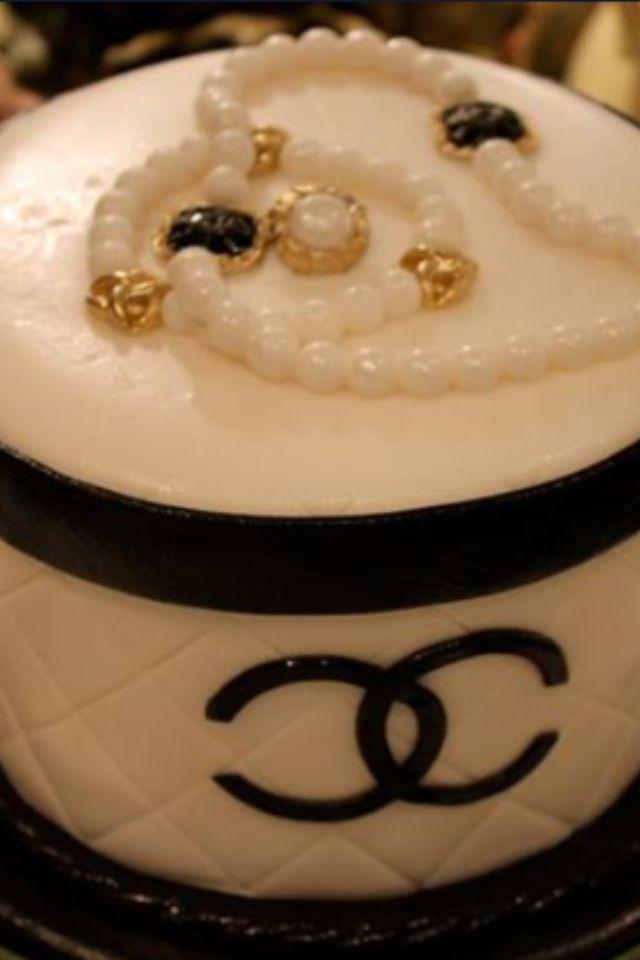 Fondant Jewellery Cake Topper!!!