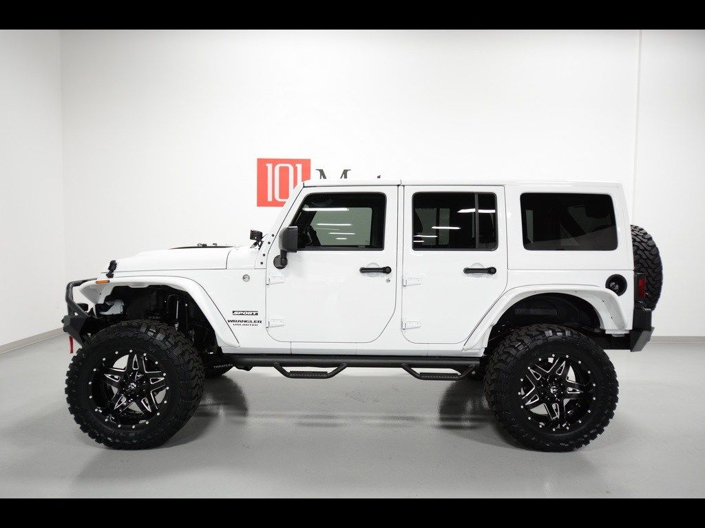 Best Jeep Rubicon 4 Door Price