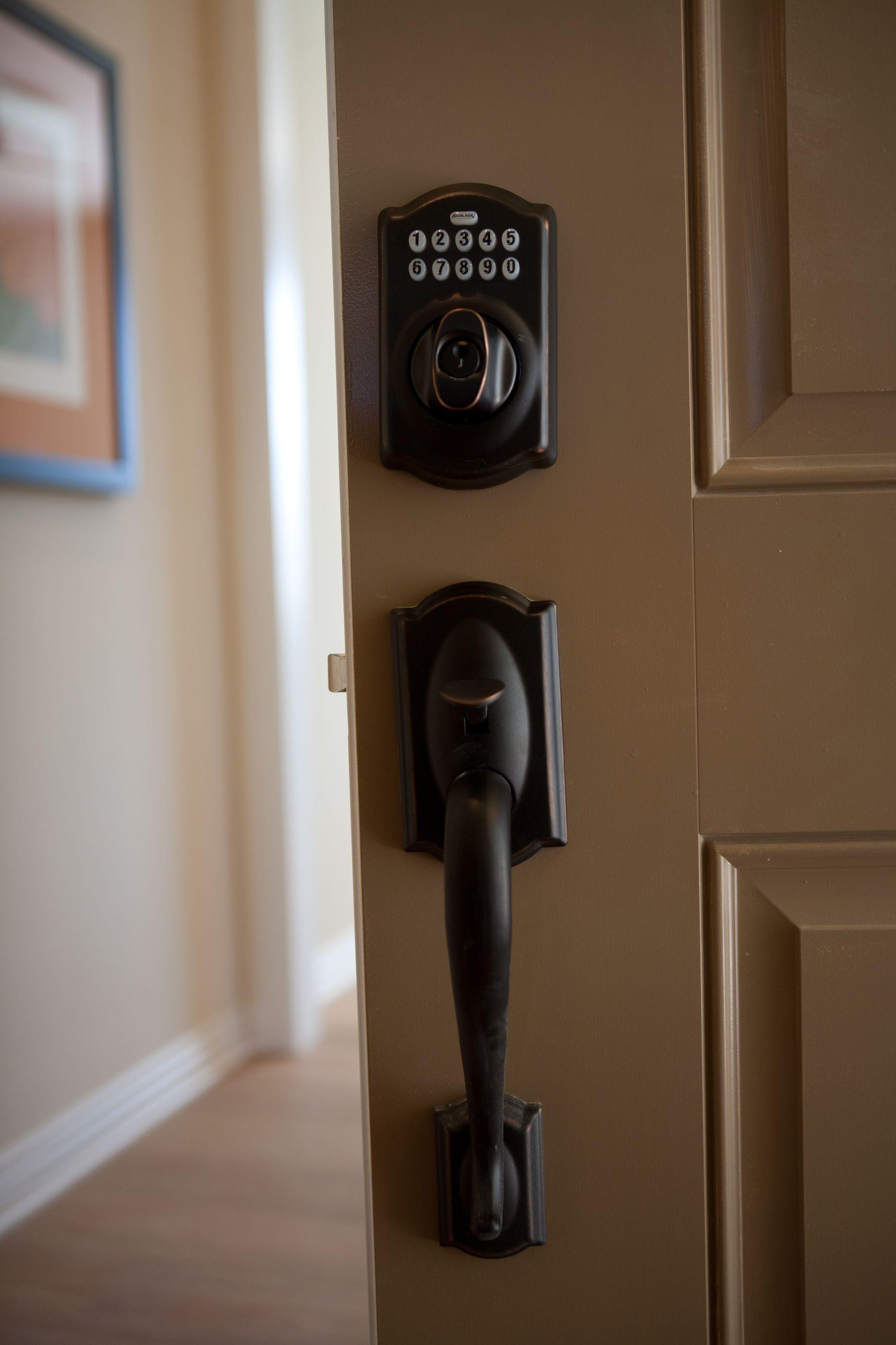 Oil rubbed bronze entry door knobs - Entry Door Nexia Hardware This Is Not Your Standard Oil Rubbed Bronze Entry Door