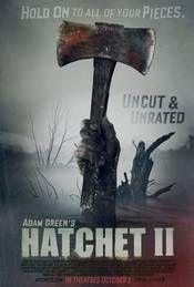 Hatchet Ii Securea Ii 2010 Filme Online Scary Movies