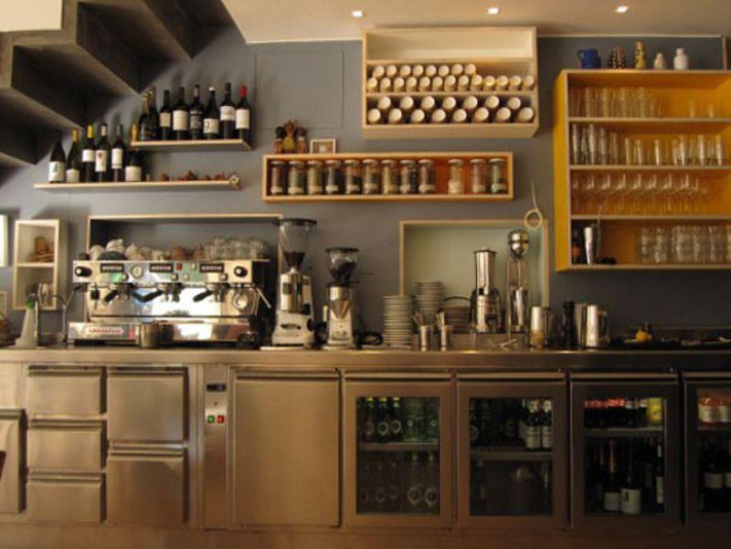 Coffee Shop Interior Design Ideas: Cafe Federal In Australia