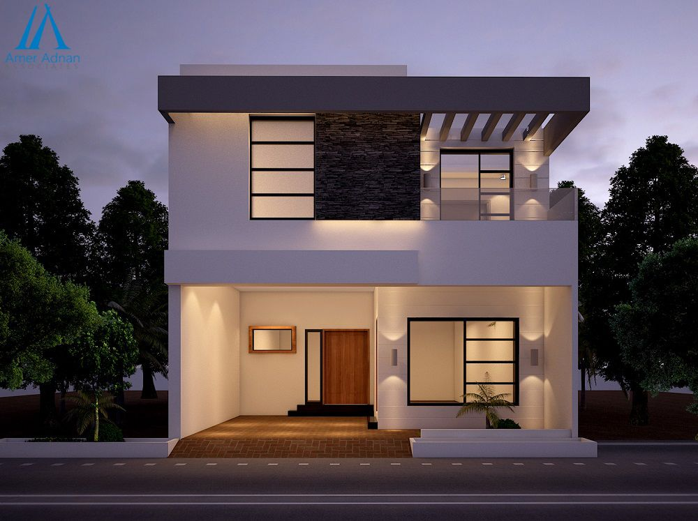 Front Elevation Australia : Latest home front elevation design work by aaa location