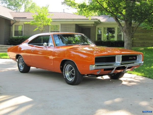 1969 Dodge Charger General Lee Classic Muscle Car For Sale: 1969 Dodge Charger RT