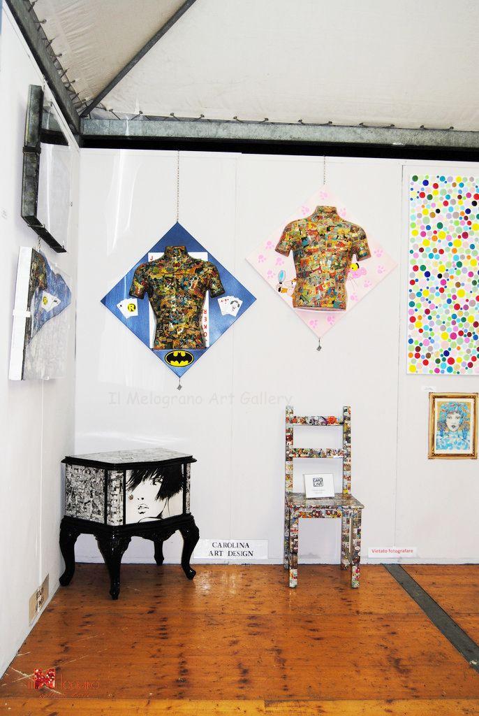 Carolina Art Design al Premio Rotonda 2015 | Art design