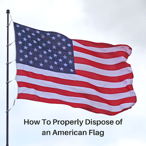 Happy Flag Day Today Is The Day To Consider The Condition Of Your Flag We Share How To Properly Dispose Of An American F Flag American Flag Old American Flag