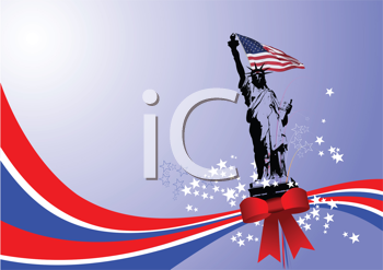 45+ Free Clipart American Flag President's Day