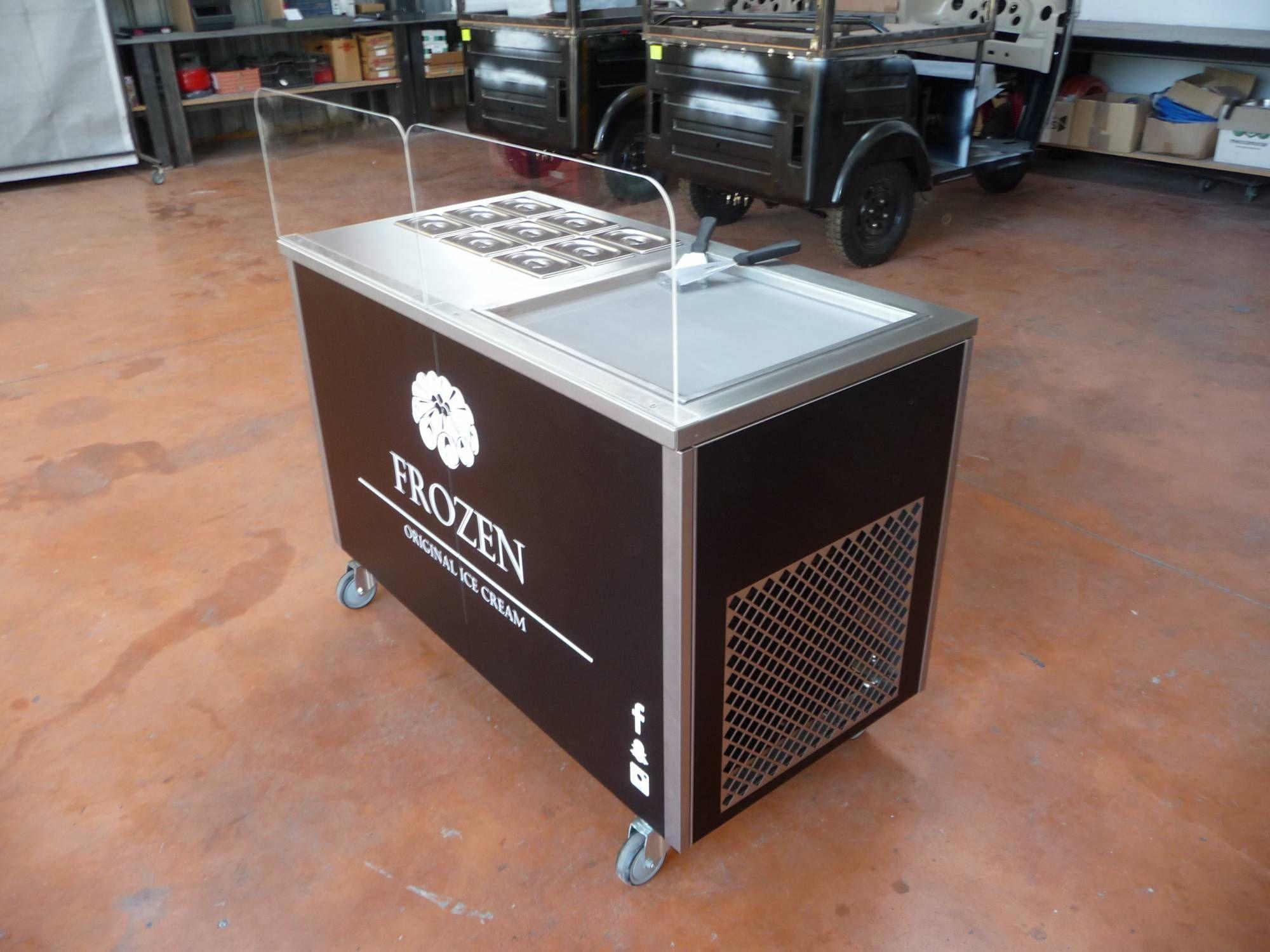 marque mazaki motor produits ice cream roll machine machine ice cream rolls machine a. Black Bedroom Furniture Sets. Home Design Ideas