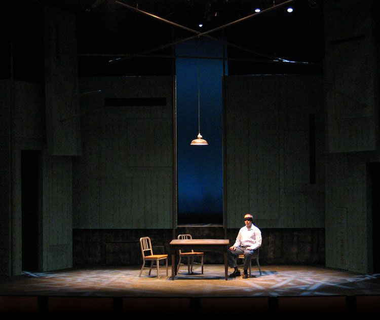 What are the postmodernism items in the pillowman?