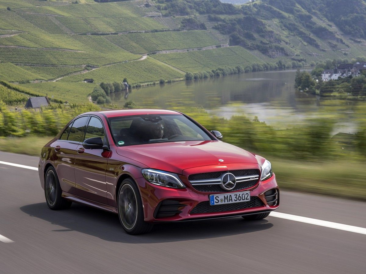 2019 Mercedes Benz C 300 Mercedes Amg C 43 First Review Mercedes