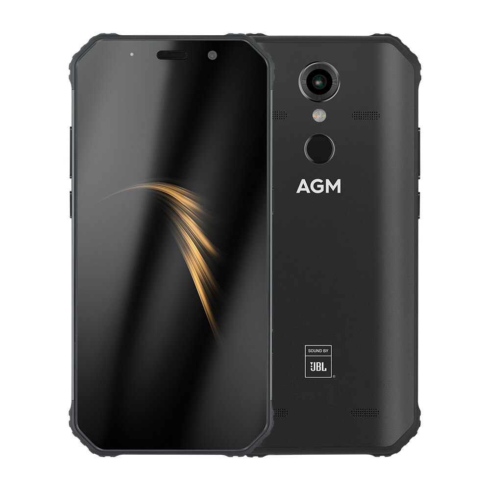 AGM A9 64G Smartphone Rugged Phone Android 8.1 Co-Branding Deals - PhoneSep.com