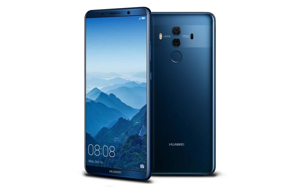 Update Winner Announced Win A Huawei Mate 10 Pro With Huawei Androidheadlines International Giveaway Huawei Mate Giveaway Smartphone