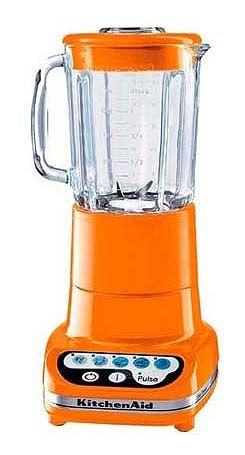 KitchenAid Tangerine Orange Hand Mixer Ultra Power 5-Speed Beater Kitchen Baking
