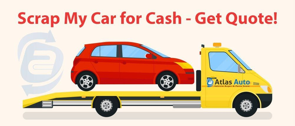 Scrap My Car For Cash Get Online Quote In New Zealand Car Scrap Car Atlas