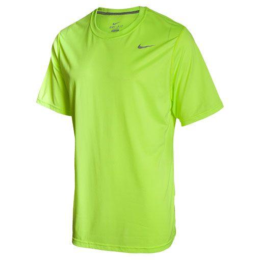 Men's Nike Dri-FIT Legend Crew T-Shirt | FinishLine.com | Volt