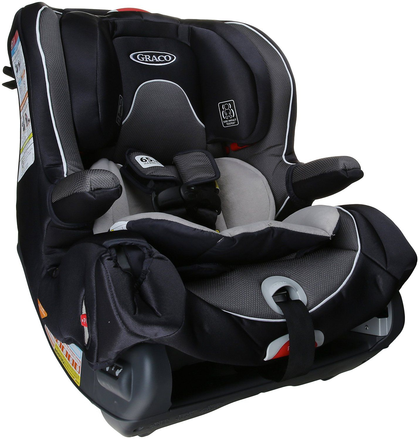 Graco SmartSeat AllinOne Car Seat Convertible Car Seat
