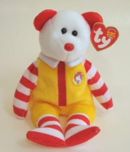 Ty-Beanie-Babies-Ronald-McDonald-Full-Size-Bear-8-2004-MWMT-Retired ... 5dc25e7672e