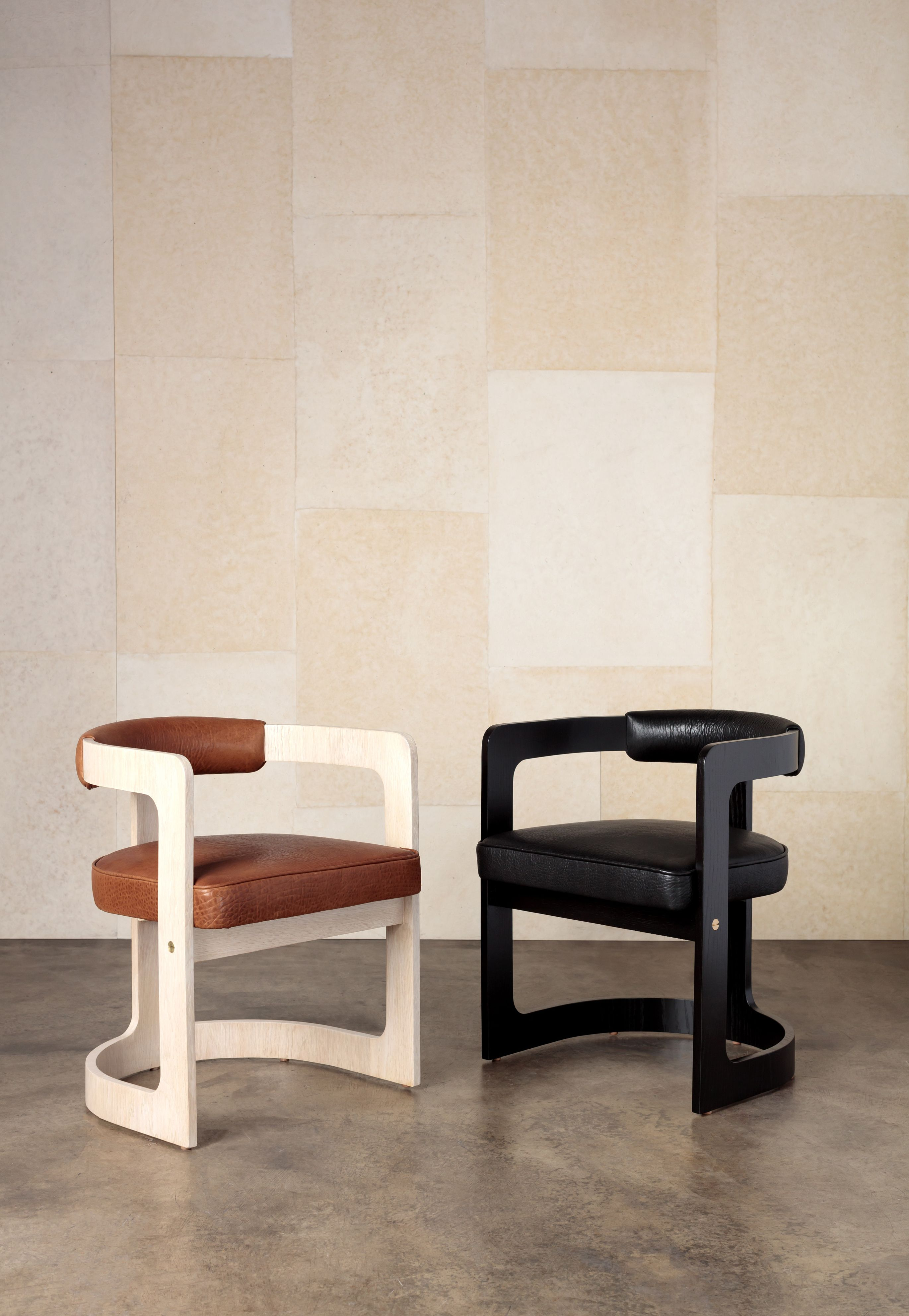 Zuma Dining Chair by Kelly Wearstler  Dining chairs, Contemporary