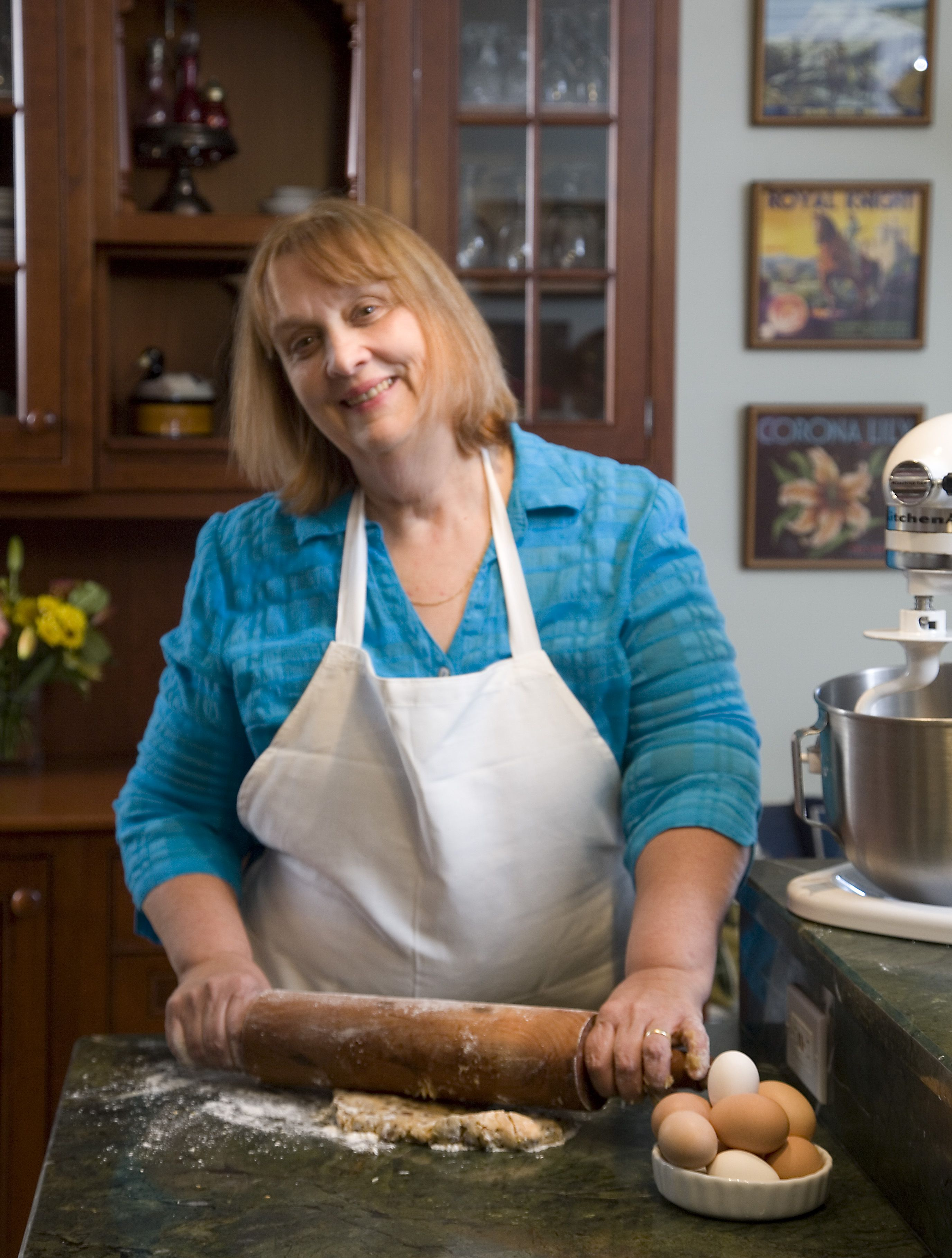 Deb is always creating new culinary adventures. | The Eight Broads ...