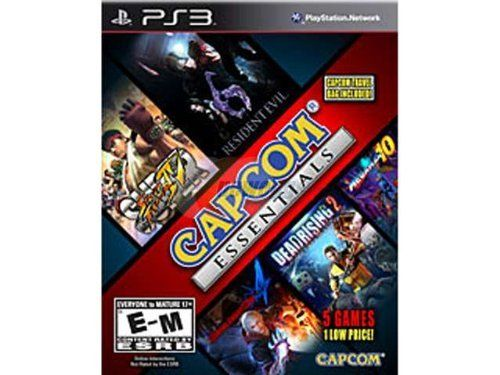 PS3 CAPCOM ESSENTIALS WBAG *** You can get additional details at the image link. Note:It is Affiliate Link to Amazon.