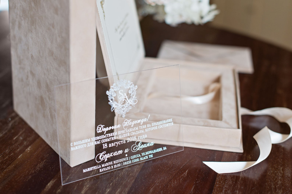 Pin On Boxed Invitations