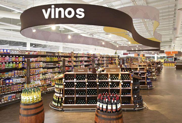Pin On Interiores Supermercado Alimentacón
