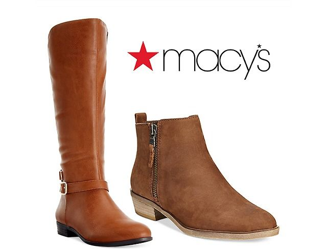 Boots, Clearance shoes, Macys boots