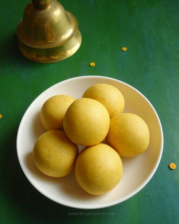 Moong dal ladoo recipe indian sweets festival recipe and food indian vegetarian recipes forumfinder