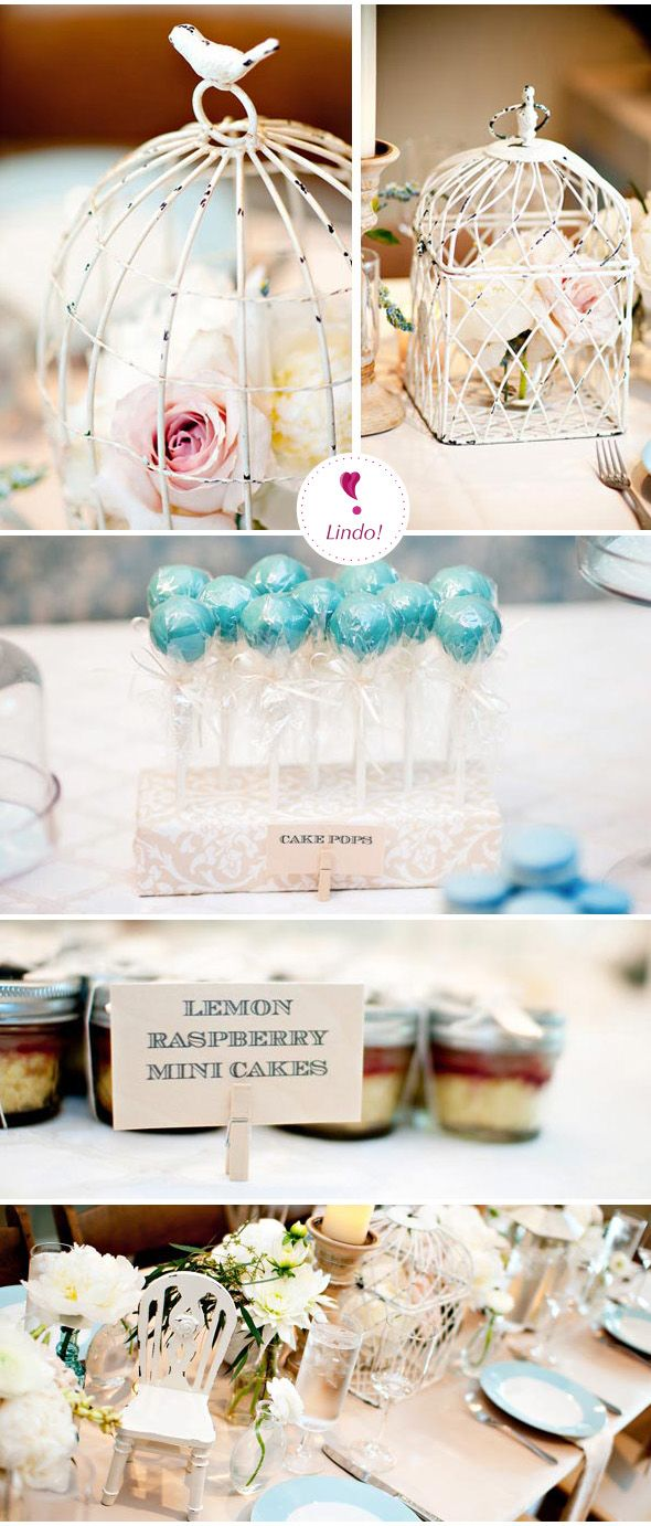 Chá de bebê Vintage Azul | Babies, Bird theme and Baby shower parties