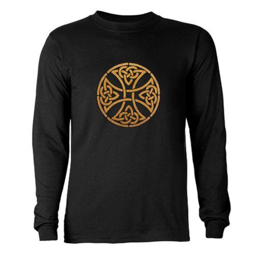 CafePress Celtic Knot Cross Long Sleeve Dark T-Shirt - L Black CafePress http://www.amazon.com/dp/B00IGOXT6O/ref=cm_sw_r_pi_dp_fLcUub10KXRQB