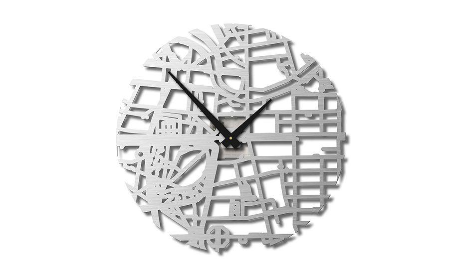 MONOQI   Berlin Wall Clock