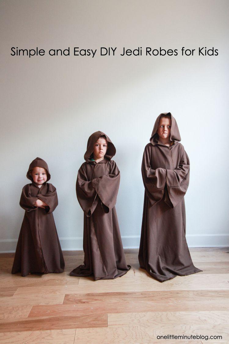 Jedi Robe Diy : BlueHost.com, Costumes, Kids,, Robe,