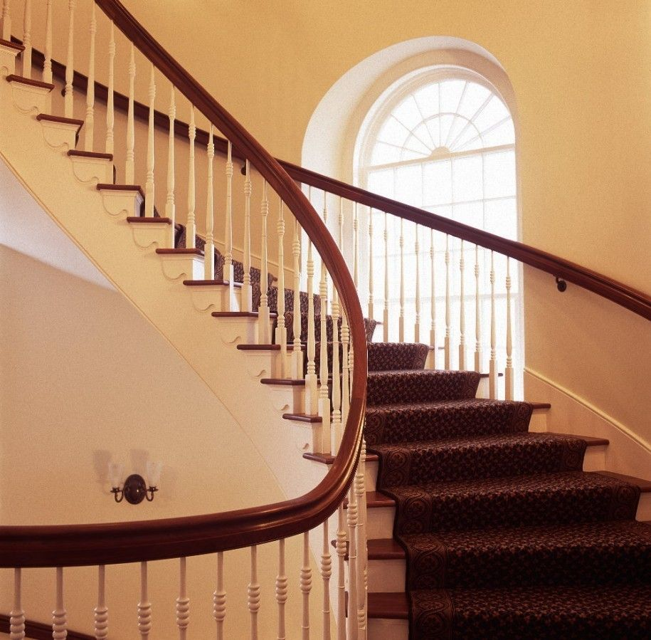 interior-wonderful-white-red-modern-design-staircase ...