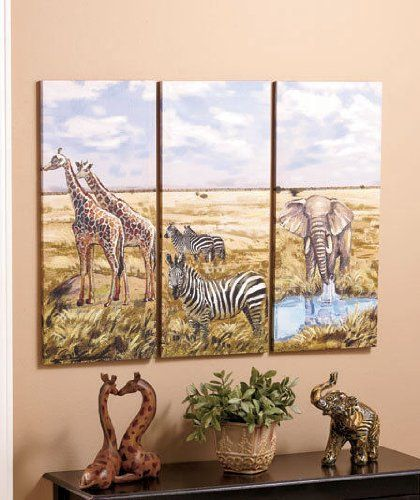 Pin By Maritza Cordero On New Room Safari Bedroom Decor Safari Home Decor Animal Print Decor