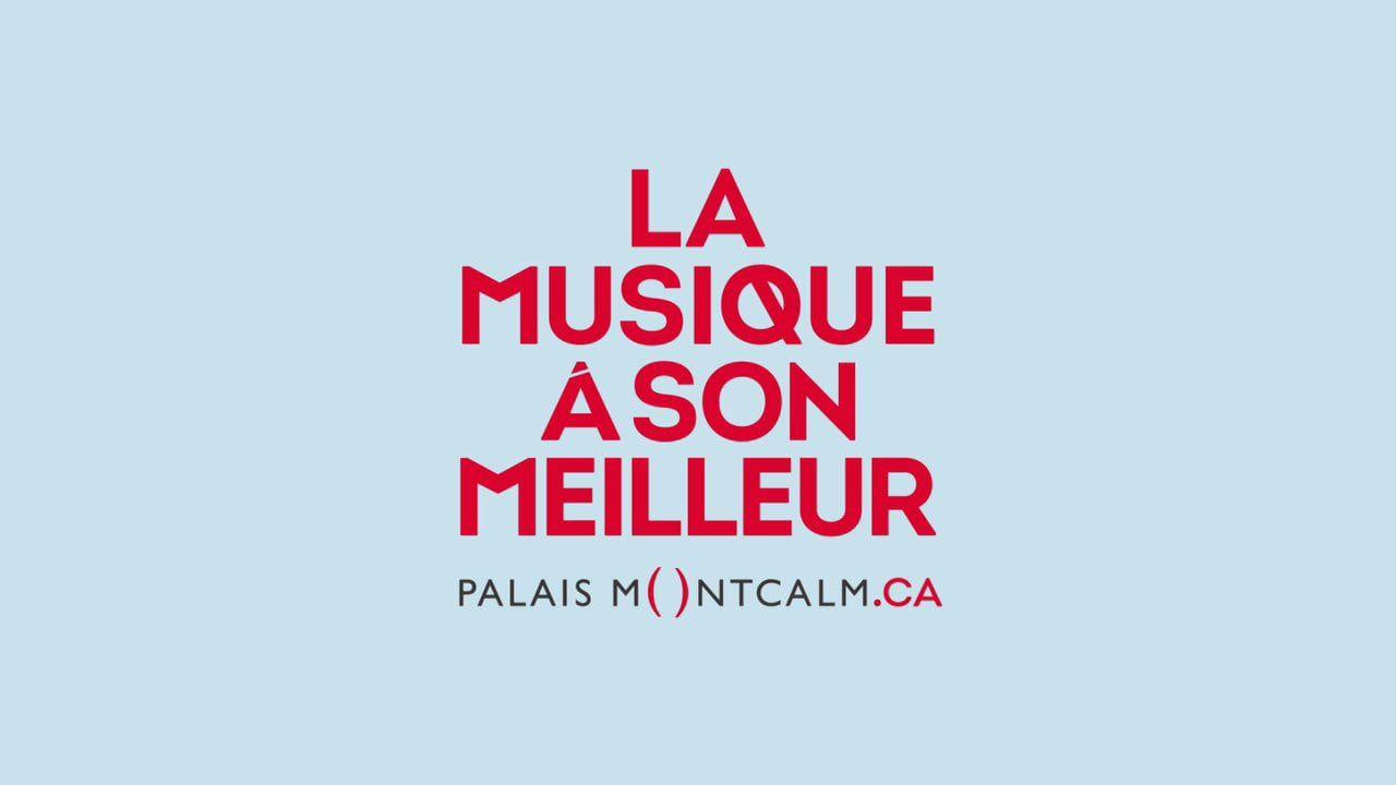 Palais Montcalm / Campagne télé / Beez Créativité Média