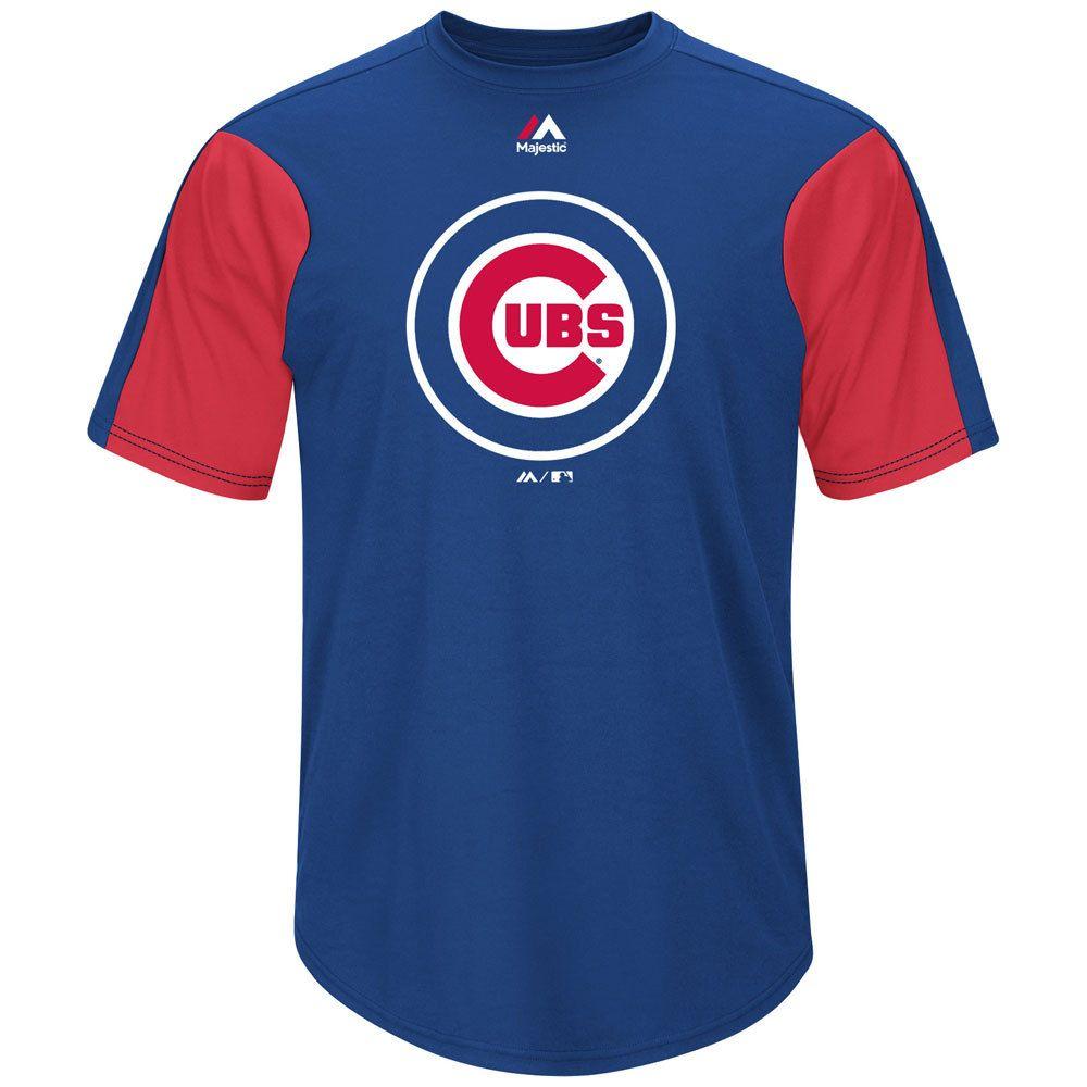 c0362001cc5 Chicago Cubs Synthetic Grand Slam Shirt  ChicagoCubs  Cubs  FlyTheW  SportsWorldChicago.com