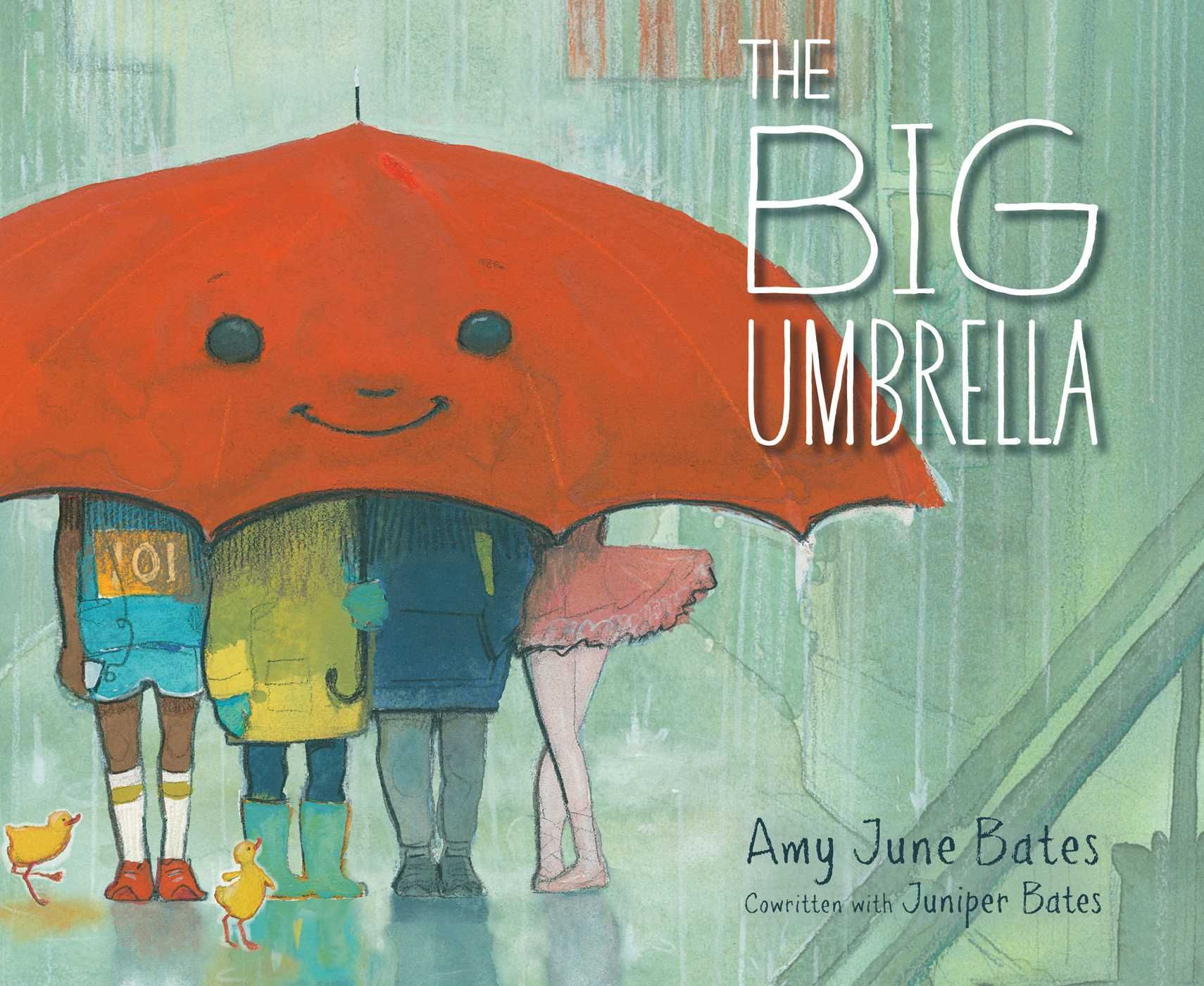 Free downloadable activity sheet to accompany The Big Umbrella, by ...