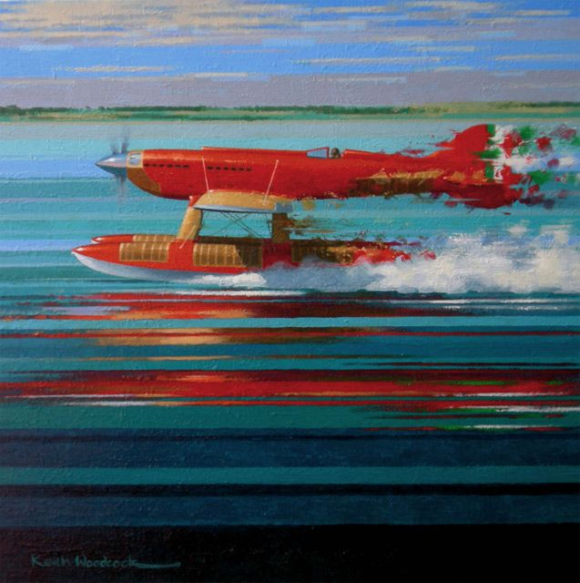 One of the fastest sea planes built