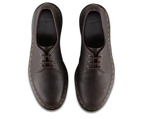 Dr. Martens Men's Core 1461 Carpathian Leather 3 Eye Derby Shoes Tan