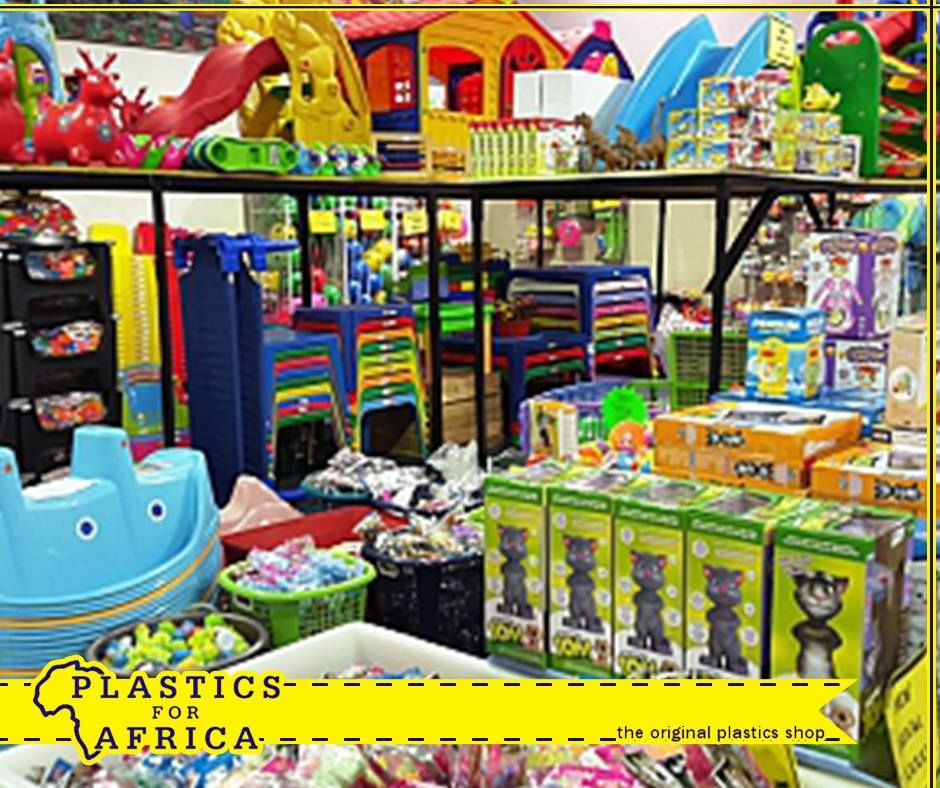 At #PlasticForAfrica, we stock a range of fun and exciting range of toys for the kids. Hurry down to your nearest Plastics For Africa outlet. #toys #fun