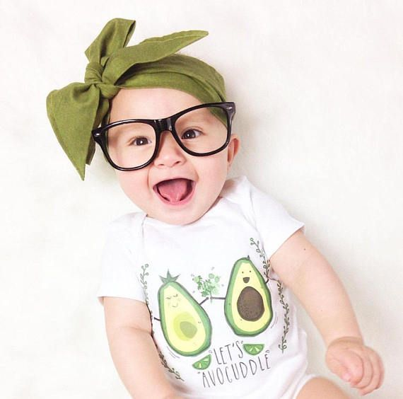 Avocado Summer New Newborn Kids Children Clothing Toddler Baby Boy Girl Infant Jumpsuit Bodysuit Outfit Cotton Clothes Outfit Aesthetic Appearance Boys' Baby Clothing