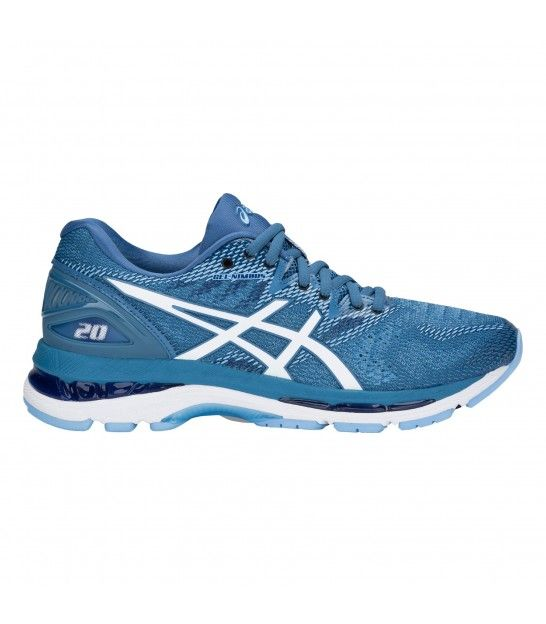 official photos f7137 4764a ASICS GEL-NIMBUS 20 AZURE WHITE
