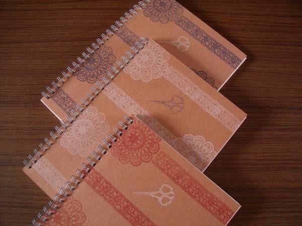Arabia ハンドメイドA5ノート 検アラビア北欧東欧アンティークドイリー インテリア 雑貨 家具 Modern ¥350yen 〆05月14日
