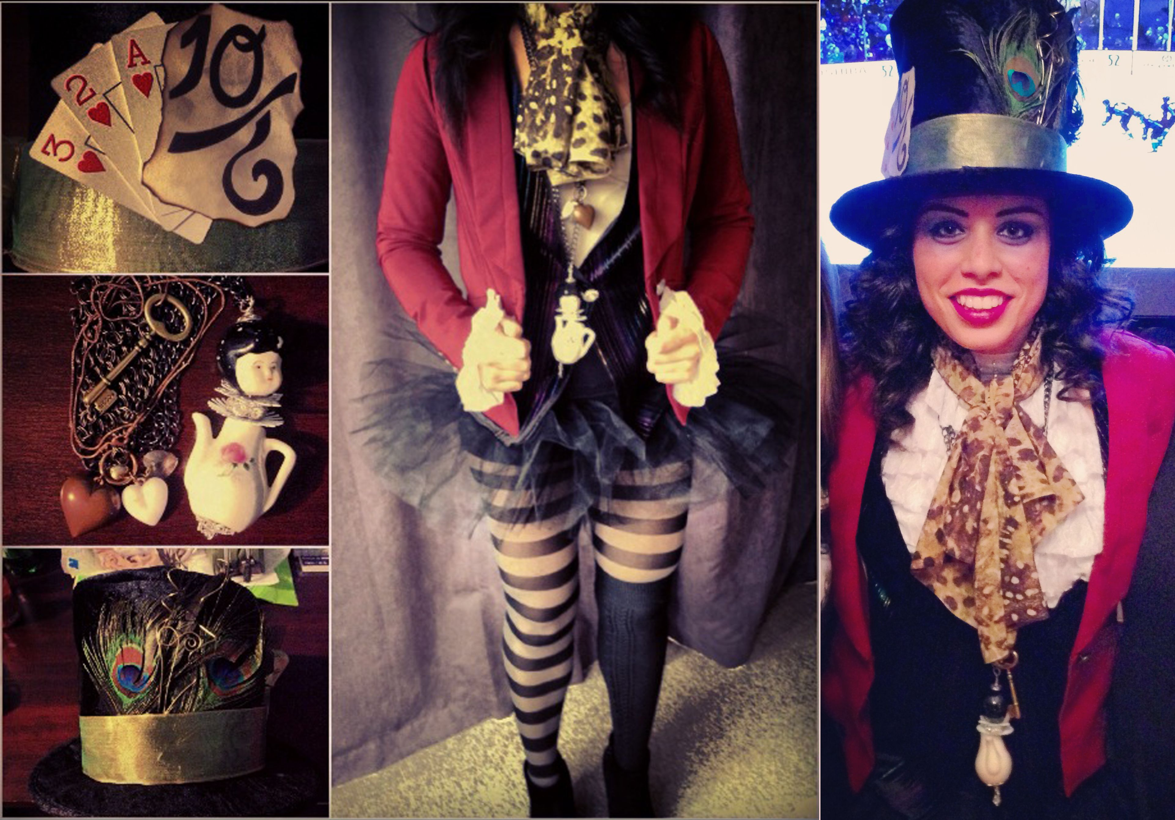 Diy Womens Mad Hatter Costume