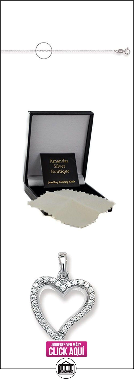 Amandas Silver Boutique Niños    oro blanco 9 quilates (375)     circonita  ✿ Joyas para niñas - Regalos ✿ ▬► Ver oferta: http://comprar.io/goto/B01M1M2A2R