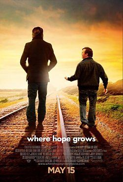 Where Hope Grows You Never Know Where Hope Grows Available At Christiancinema Com Christian Movies Really Good Movies