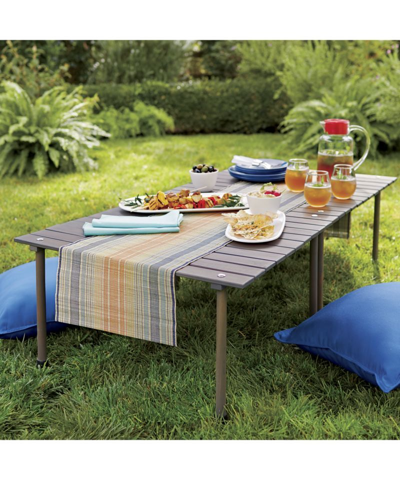 Table In A Bag Outdoor Camping Garden